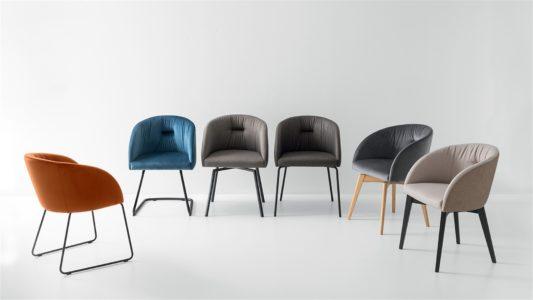 Вращающийся стул Rosie Soft фото 6