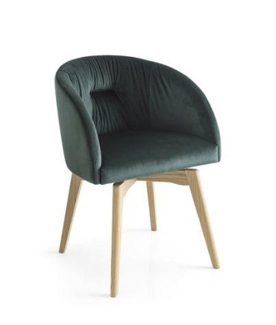 Вращающийся стул Rosie Soft фото 1