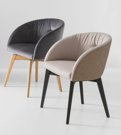 Вращающийся стул Rosie Soft фото 4