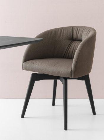 Вращающийся стул Rosie Soft фото 5