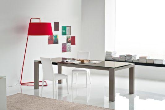 Обеденный стол Sigma Glass фото 6