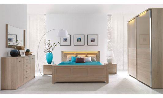 Кровать Cremona 160*200 с подъемным механизмом фото 2