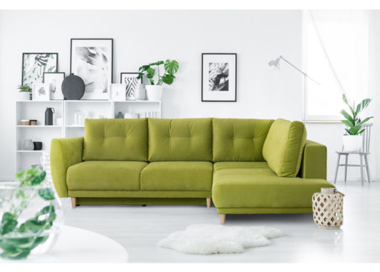 Угловой диван EMMA фото 1