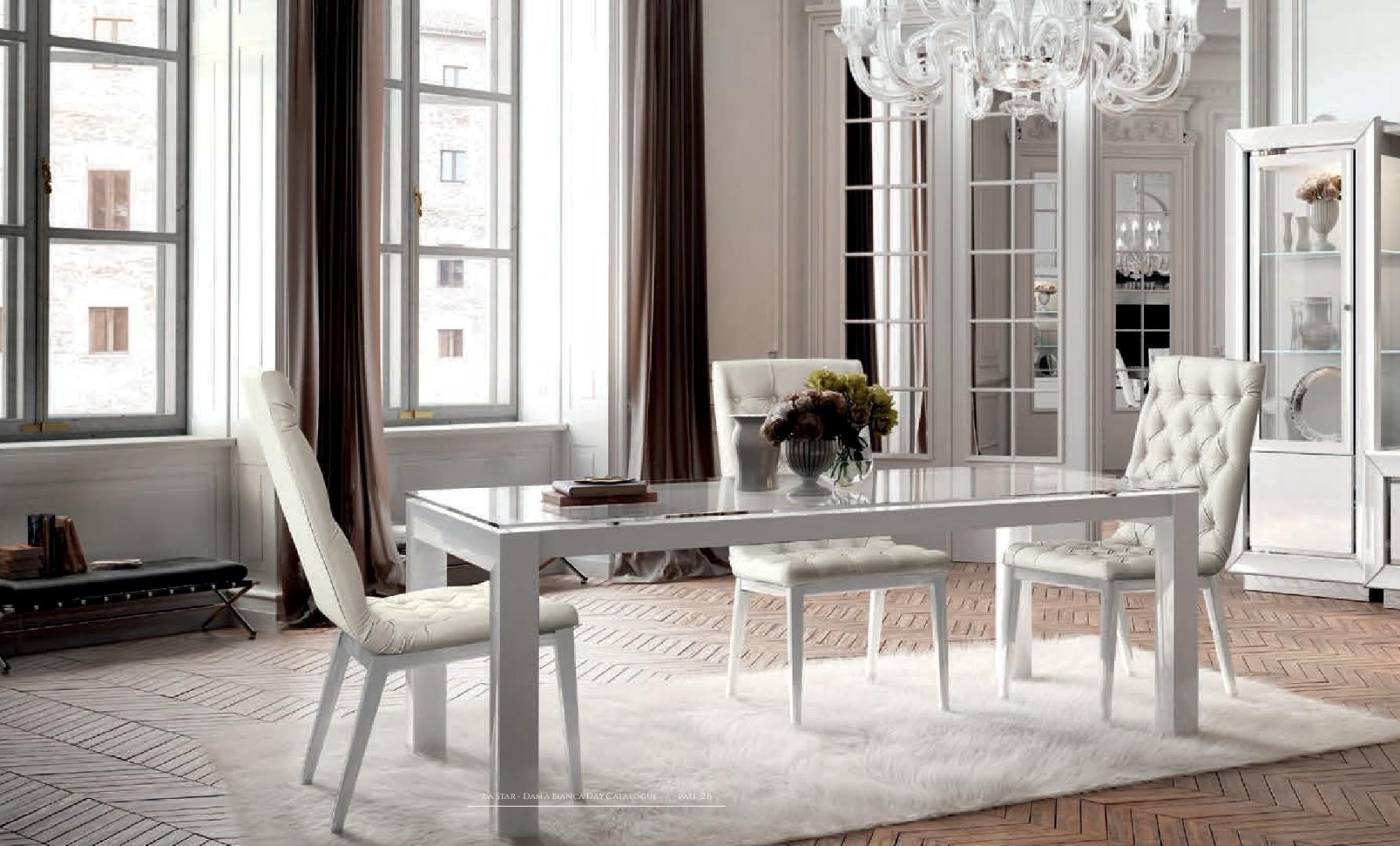 Обеденный стол DAMA BIANCA 180
