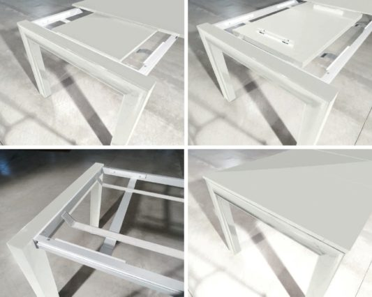 Обеденный стол DAMA BIANCA 180 фото 1