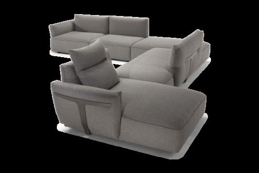 Модульный диван Herman фото 2