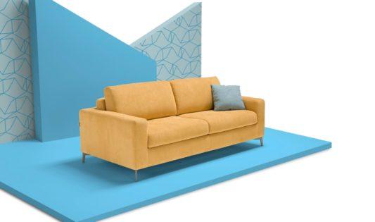 Угловой раскладной диван Lisbona фото 5