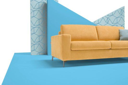 Угловой раскладной диван Lisbona фото 3