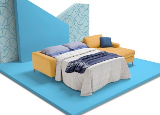Угловой раскладной диван Lisbona фото 4