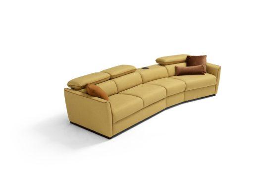 Угловой раскладной диван Fellini фото 4