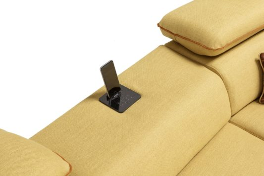 Угловой раскладной диван Fellini фото 7