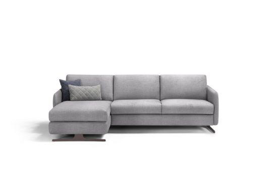 Угловой раскладной диван Revival