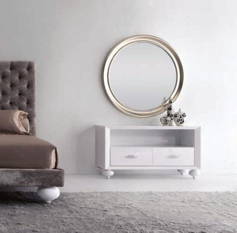 Зеркало круглое PALERMO фото 2