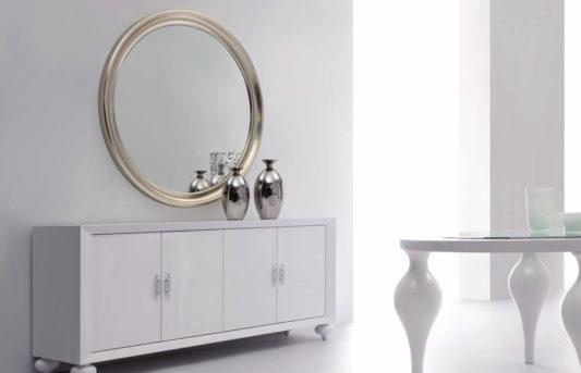 Зеркало круглое PALERMO фото 4