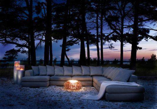 Модульный диван Paso Doble Night фото 5