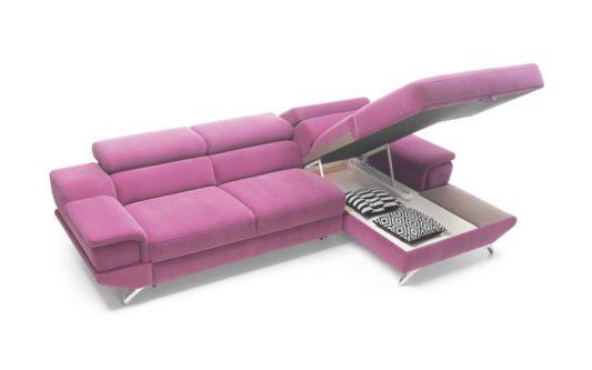 Угловой диван Coletto фото 6