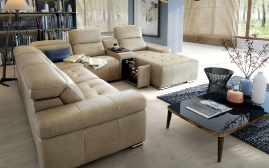 Угловой диван Domo фото 5