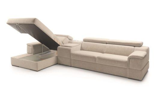 Угловой диван Luciano фото 6
