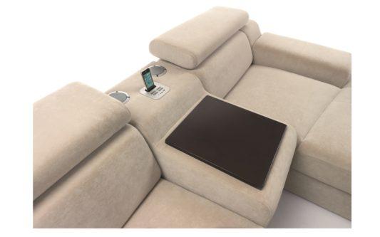 Угловой диван Luciano фото 3