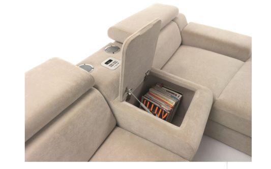 Модульный диван Luciano фото 5