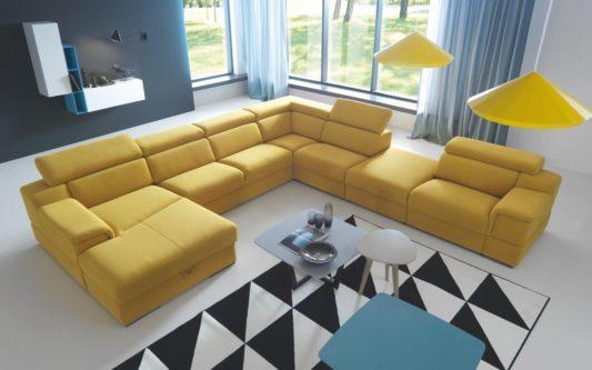 Модульный диван Luciano фото 6