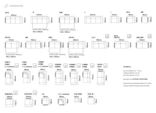 Система модулей Play фото 2