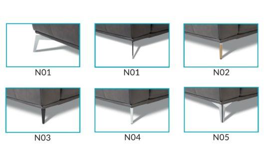 Модульный диван Stelvio фото 9