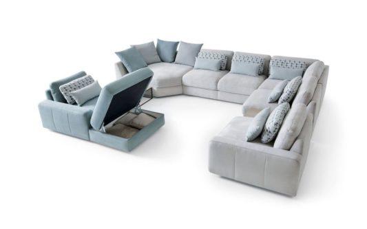 Модульный диван Serena фото 2