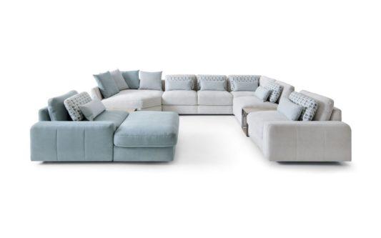 Модульный диван Serena фото 1