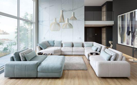 Модульный диван Serena фото 3