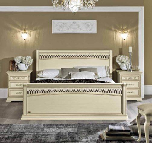 Кровать Tiziano c изножьем фото 3