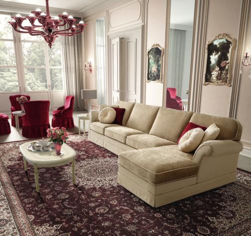 Угловой диван Treviso фото 1