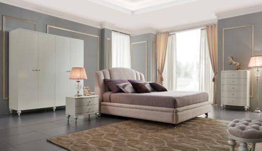 Кровать RIMINI с подъемным механизмом фото 1