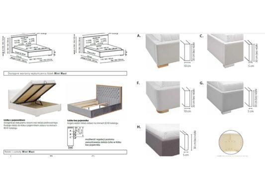 Кровать Mini Maxi 2700 фото 3