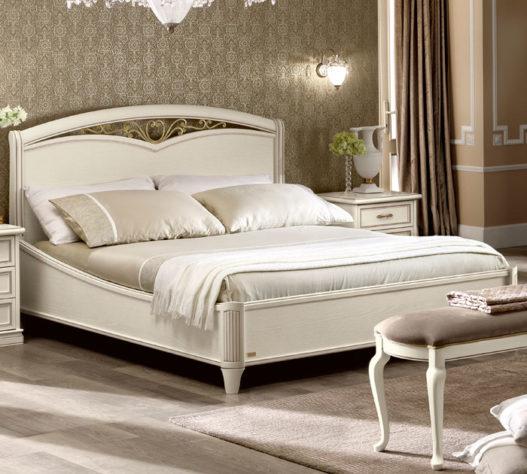 Кровать Nostalgia BIANCO ANTICO фото 2