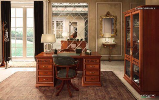 Книжный шкаф Torriani 2-дверный фото 1
