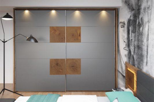 Шкаф Livorno с зеркалами фото 7
