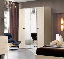 Шкаф AMBRA 4-дверный