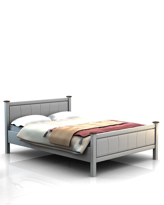 Кровать Olivera 1-спальная