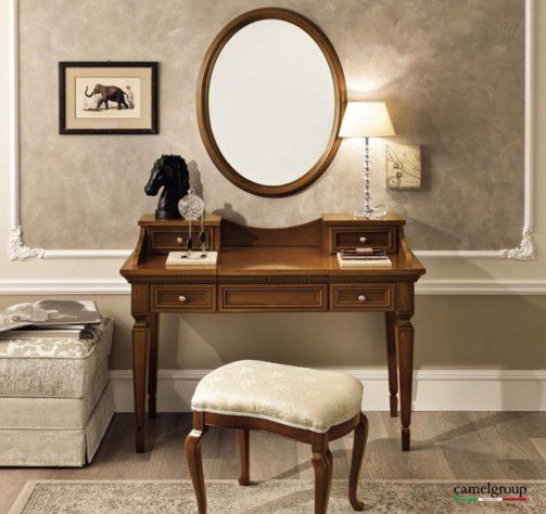 Овальное зеркало Treviso фото 2