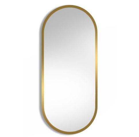 Зеркало Ambient золото