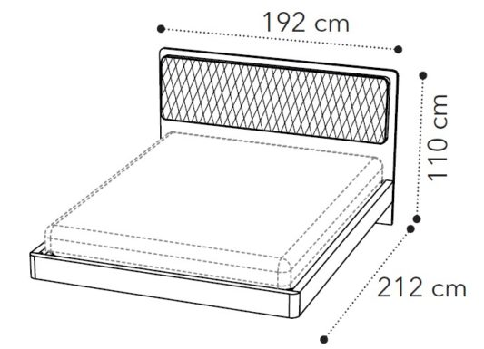 Кровать Maia фото 2