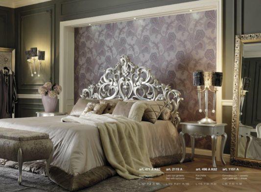 Кровать Memorie Veneziane фото 2