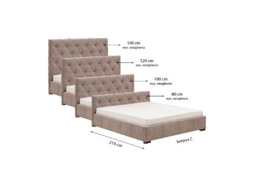 Кровать Mini Maxi 2700 фото 1