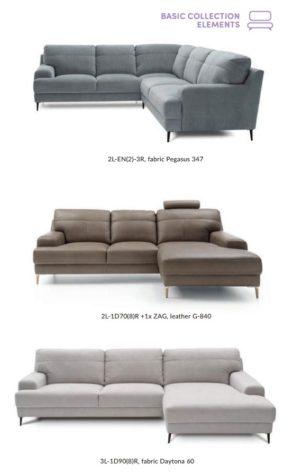 Угловой диван Monday фото 9