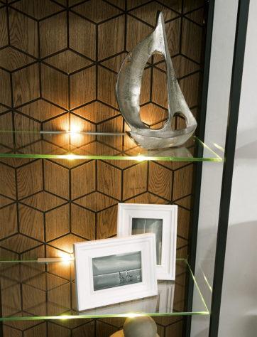 Витрина 2-дверная Mosaic фото 4