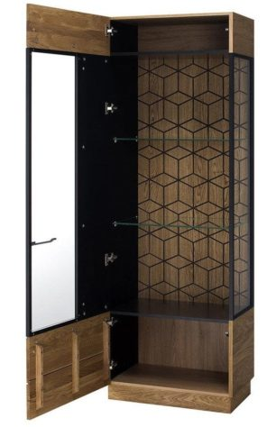 Витрина 1-дверная Mosaic фото 1