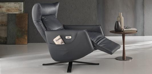Кресло-реклайнер Batticuore B889 фото 5