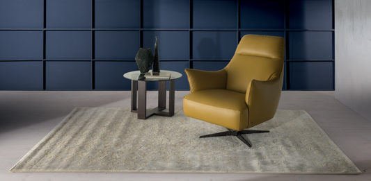 Поворотное кресло Calma C056 фото 4