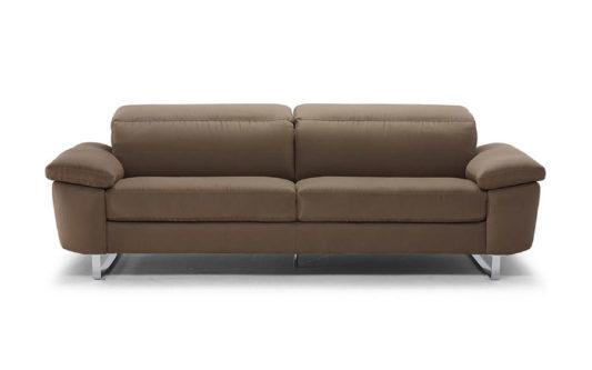 Угловой диван с реклайнером Claudio B877 фото 6